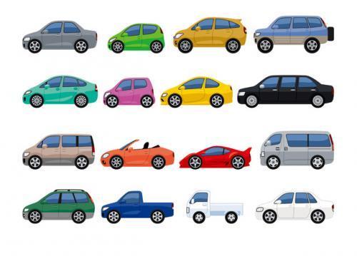 車好きも必見!色々な車種を運転できます!