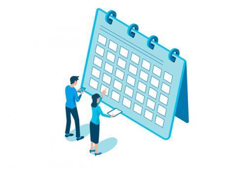 週1日~で学校行事やプライベートの予定もたてやすい!