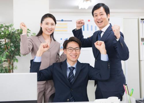 働き易い職場環境を常に考え、積極的に改善しています。