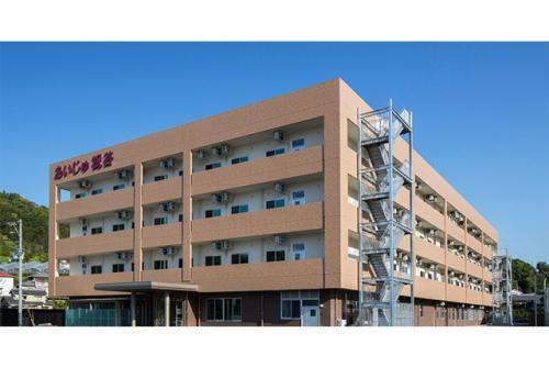 高齢者総合福祉施設での看護業務、社員のお仕事|松山市祝谷