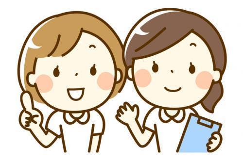 日勤のみの看護師、社員のお仕事|松山市河野別府