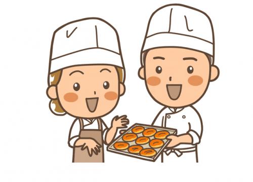 初心者も安心の補助的な作業からスタート。一緒にパンづくりを楽しみましょう!