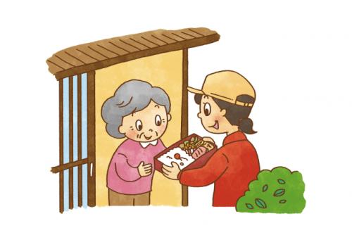 お弁当の配達、パート・バイトのお仕事|松山市和気町