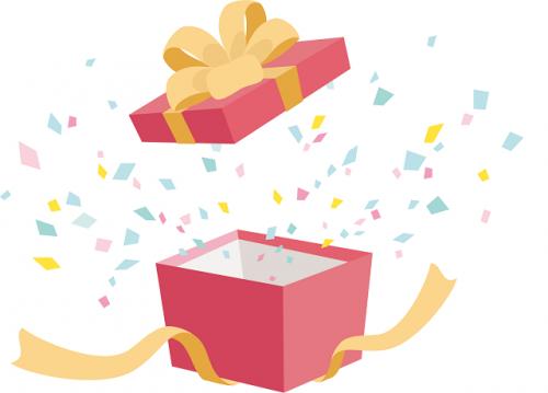 あなたの誕生日にはプレゼントも!?