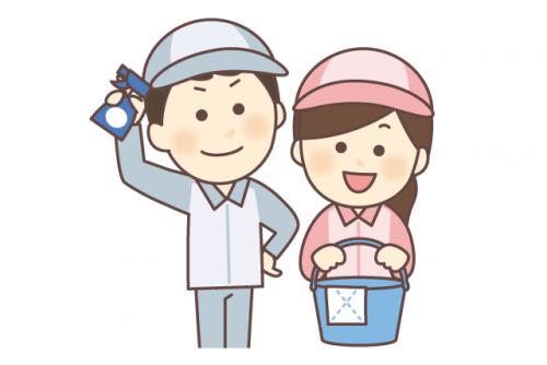 パチンコ店の清掃、パートのお仕事|東温市方面