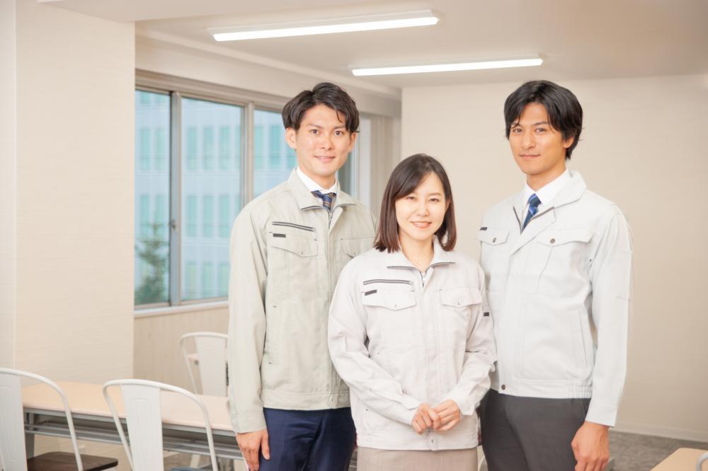 営業事務、社員のお仕事|松山市大可賀
