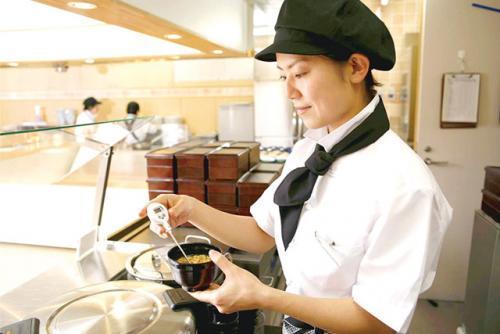 栄養士・調理師・調理補助、パート・バイトのお仕事|松山市堀江町