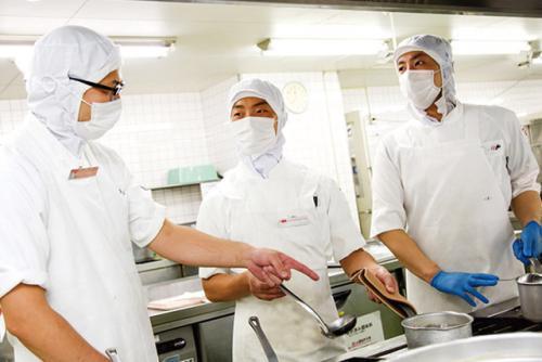 病院内での調理補助、パート・バイトのお仕事|東温市南方
