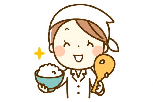 介護施設内での簡単な調理作業、バイト・パートのお仕事|松山市越智
