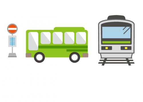 JR松山駅、伊予鉄大手町駅からのアクセス良好!公共交通機関を利用した通勤もし易いです!