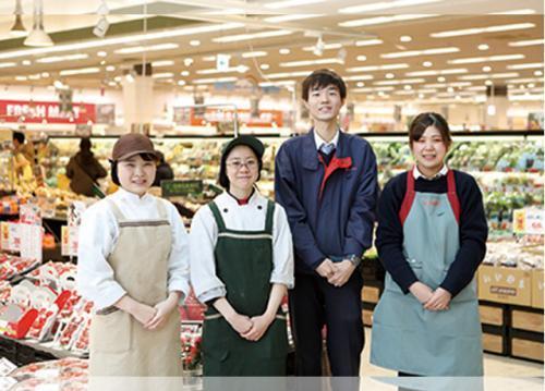 デイリー、食品、レジほか売場担当(短時間)、パートのお仕事|松山市若草町