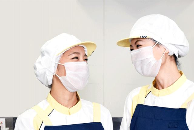 病院の調理・盛付・配膳など、社員のお仕事|松山市空港通