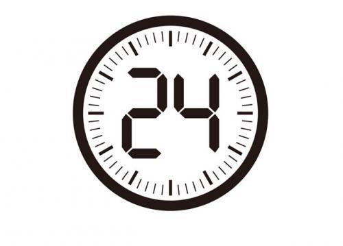 基本24時間内で、あなたの勤務希望をご相談下さい。