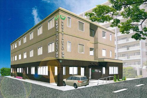 有料老人ホームでの介護業務、社員のお仕事|松山市保免中