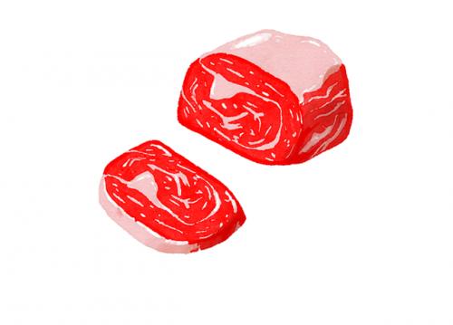 とっても美味しいお肉が社員割りで購入できる♪