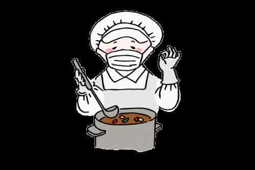 洗い場・簡単な調理の補助、パートのお仕事|松山市北久米町