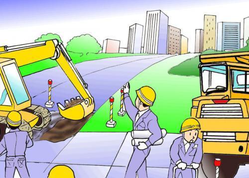 公共工事がメインで社会貢献性が高くやりがいのある仕事です。