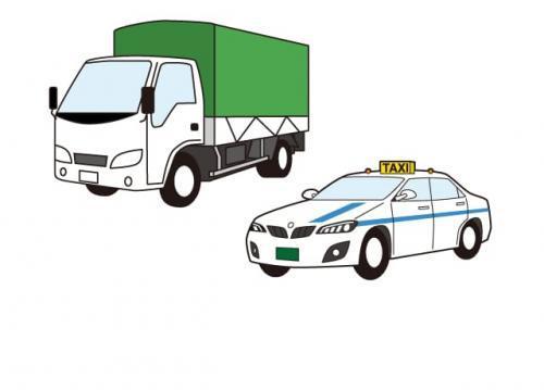 タクシーやトラックなどの運転経験者はその経験が活かせます!