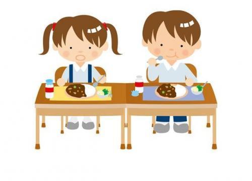学校給食の調理のお仕事です。