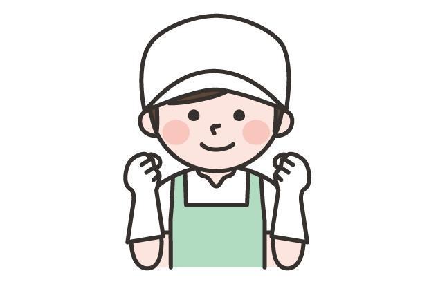 洗い場・盛り付け・調理補助、アルバイトのお仕事 松山市北吉田町