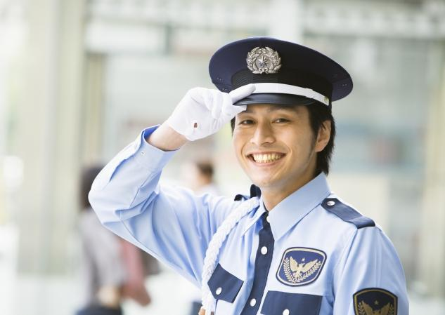交通誘導警備業務、バイトのお仕事|松山市北藤原町