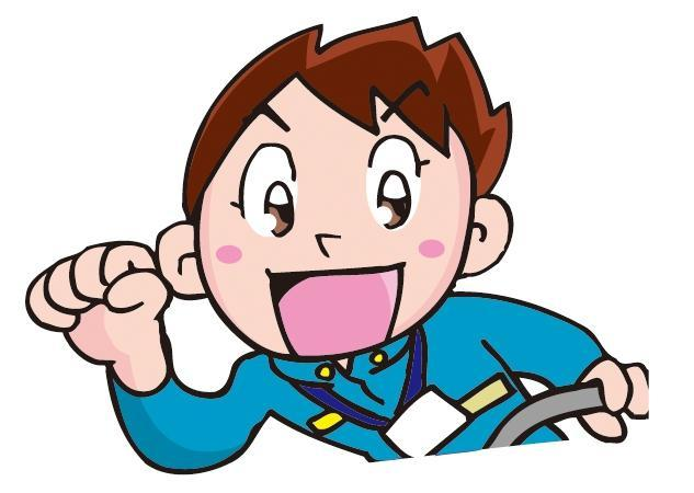4t配送ドライバー、社員のお仕事|松山市南高井町