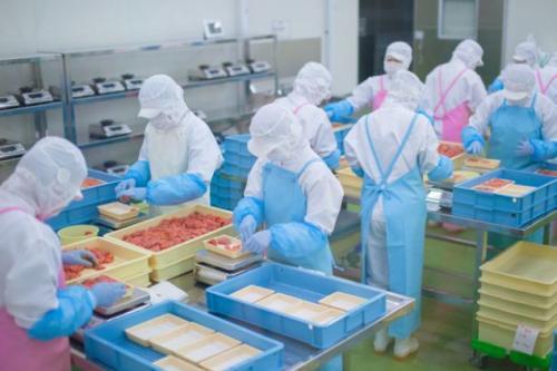 工場内での食肉加工、パートのお仕事