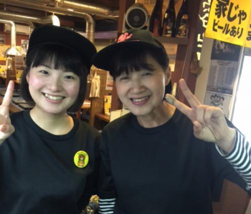居酒屋での厨房・ホールスタッフ|松山市宮田町