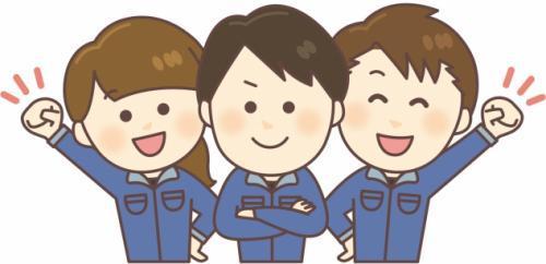 工場での機械加工・機械組立、社員のお仕事|松山市南吉田町