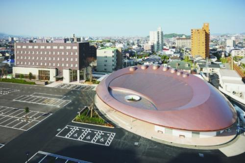 温泉施設でのフロント業務、パート・バイトのお仕事|松山市鷹子町