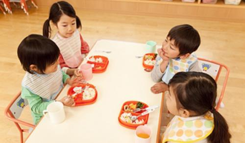市内保育園の調理・盛付・配膳など、パートのお仕事|松山市内