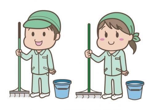 パチンコ店の清掃、パートのお仕事|松山市姫原
