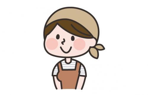 藤原地区のお好み焼き店での厨房手伝い