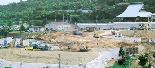 建築現場においてコンクリート打設などのお仕事、社員のお仕事|伊予郡松前町北川原