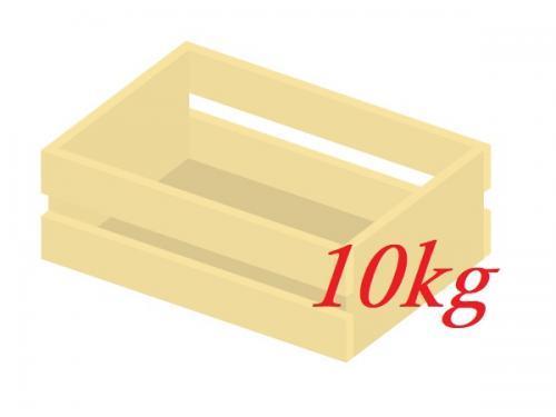 1箱10㎏の栗を、2日間で1箱分むくと…月2万円程度に!