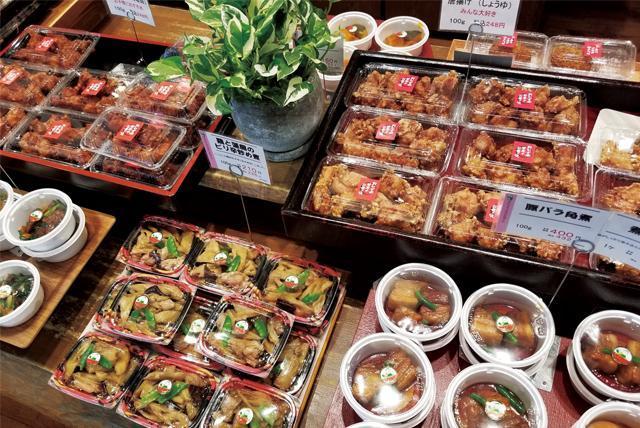 調理・お惣菜の販売・お弁当の盛り付け・レジ|松山市古川南