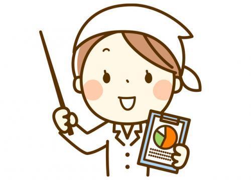 栄養士さんの指示(面倒な献立)に基づいて調理するので安心。
