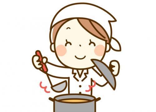 料理の好きな方大歓迎!!調理の数も少ないのでラクラク♪