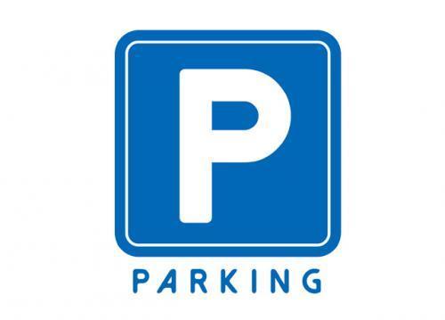 無料駐車場あります。マイカーでラクラク通勤。