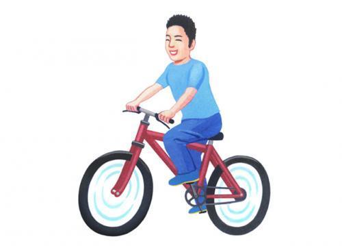 アナタが日頃から乗っている自転車で配達もOK!