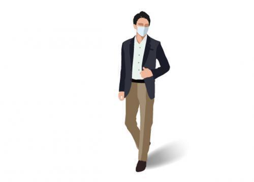 堅苦しいスーツの着用はありません!シャツ・スラックス、又はチノパン等のカジュアルスタイルでOK♪