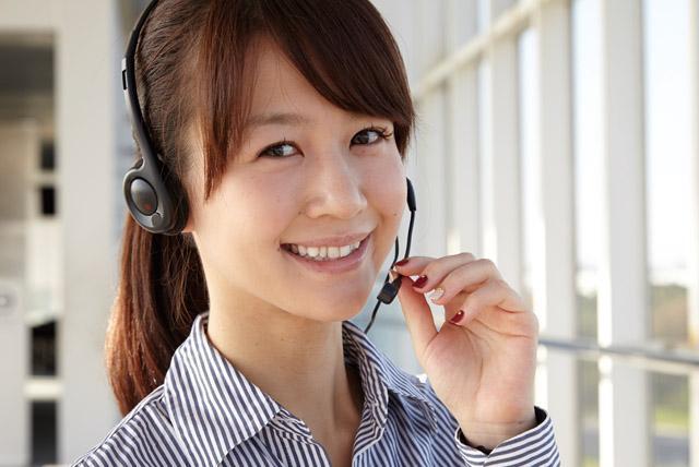 コールセンタースタッフ、社員のお仕事|松山市千舟町