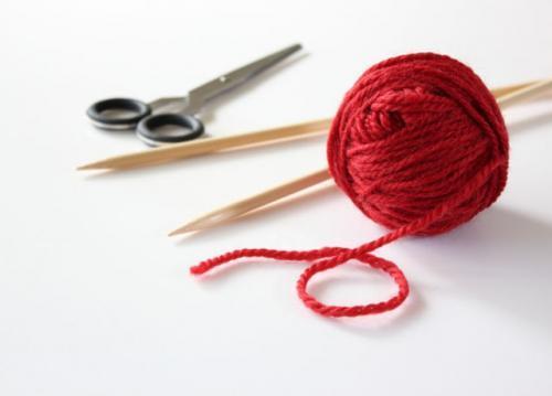 編み物出来なくてもOK。手作り作業が好きな方大歓迎